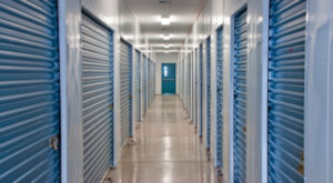 Clean and secure self-storage units at Alberta storage Place SE Calgary