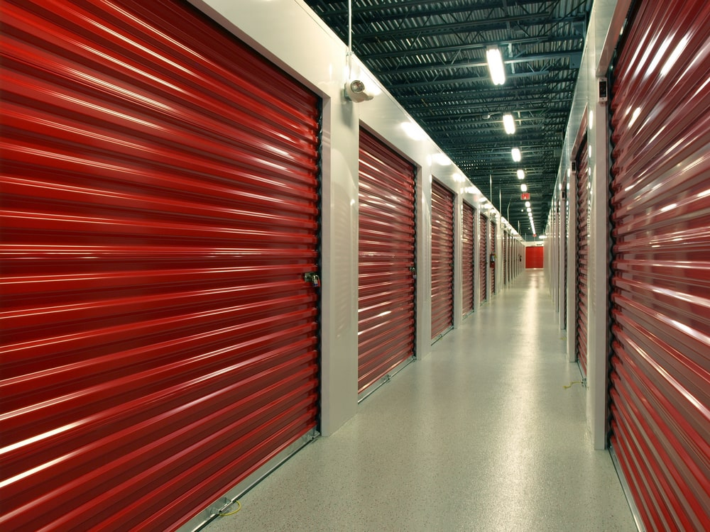 Self storage benefits in real estate